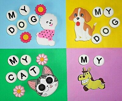 My Dog Puppy  Shoe Charms Shoe Buttons Plugs Accessories Shoe Decorations