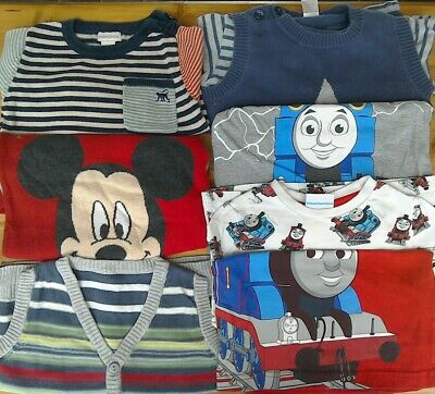 Thomas The Tank Engine /& Friends Boys Bodysuit All in One 3-6 6-9 Months