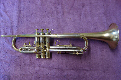 Olds French Model Bb Trumpet