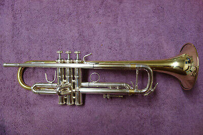 B&S Challenger I 3137 Bb Trumpet with Smith Watkins Bell