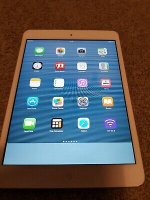 Apple iPad mini 1st Gen. 64GB, Wi-Fi, 7.9in - White & Silver
