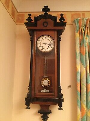 Beautiful And Attractive Antique French Wall Clock