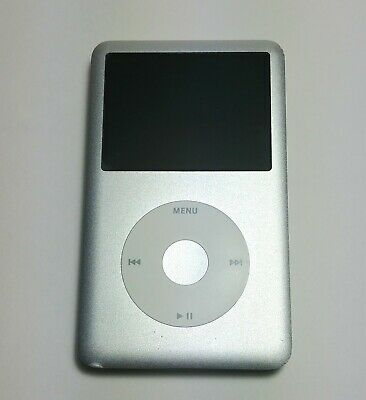 ipod classic 120 GB used Apple portable Music MP3 Video player