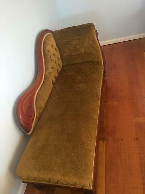 Couch - Chaise Lounge antique
