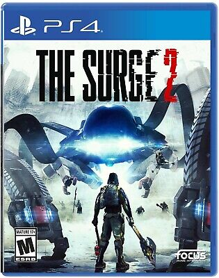 The Surge 2 ps4 comme neuf.