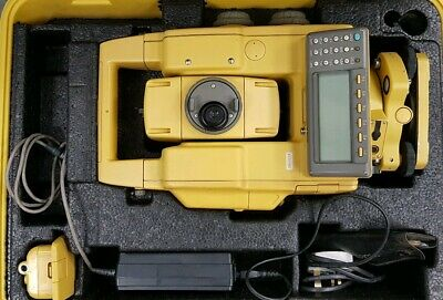 Topcon GTS802 Total Station EDM Surveying