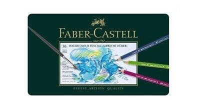 Faber Castell Watercolour Albrecht Dürer 36 Pencil Tin FC117536