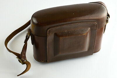 Zeiss Ikon Leather Case 20.7504