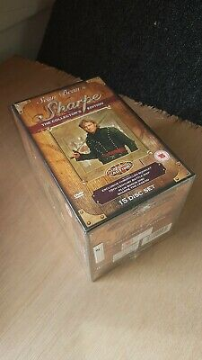Sharpe The Complete Series (Collectors Edition) 15 disc box set. Still sealed