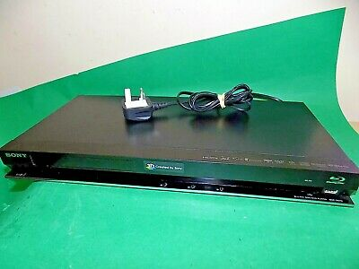 SONY BLU-RAY Disc Player DVD BDP-S570 Black HDMI Fully working Nice Small size