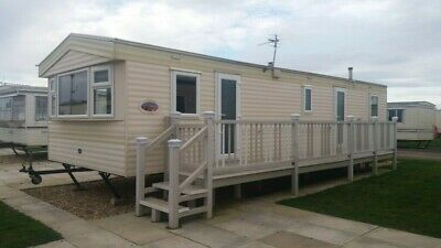 Caravan to hire, let, rent near skegness Chapel