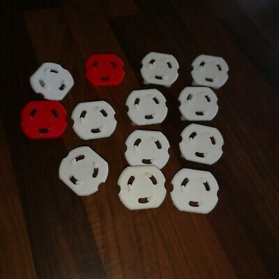 SAFETY SOCKET COVERS x 13