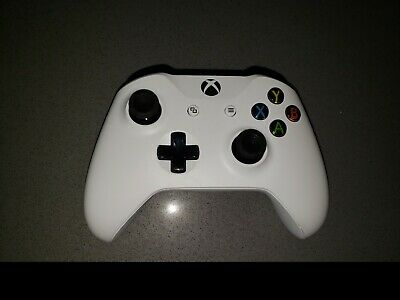 Xbox One Wireless Controller Model 1708 WHITE