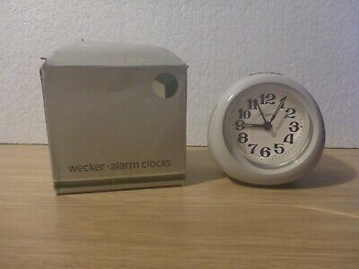 Space Age Ruhla Mechanical Wind-up Alarm Clock Pear-shaped (Spares and Repairs)