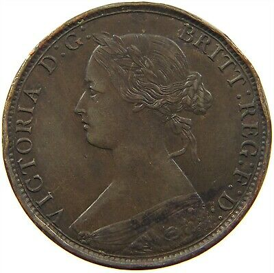 CANADA 1 CENT 1864 NEW BRUNSWICK #s28 737