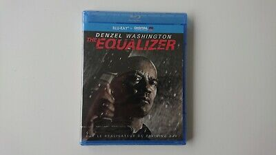 The Equalizer (2014) Bluray neuf sous blister