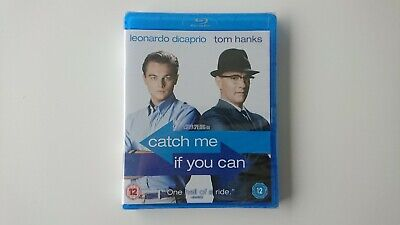Catch me if you can (2003) Arrête-moi si tu peux Bluray neuf sous blister