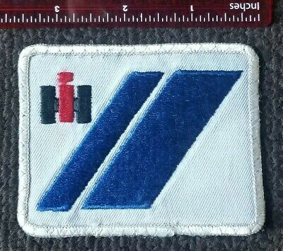International Harvester Farm Tractor  COLLECTORS jacket  Patch