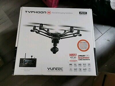 Yuneec Typhoon H Drone with Camera 4K Ultra HD