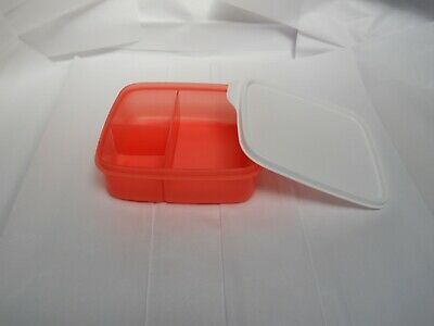 Tupperware Lunch it Container 3 Compartments NEW