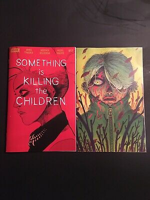 🔪Something Is Killing The Children #2 Cover A + B Variant New Nm🔪