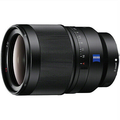 New Sony Distagon T* FE 35mm f/1.4 ZA Lens - SEL35F14Z