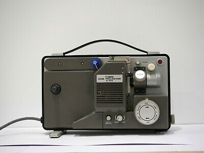Canon S 400 8mm Film Projector