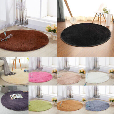 Soft Cosy Shaggy Rugs Fluffy Living Room Area Carpets Bedroom Runners 4cm Pile