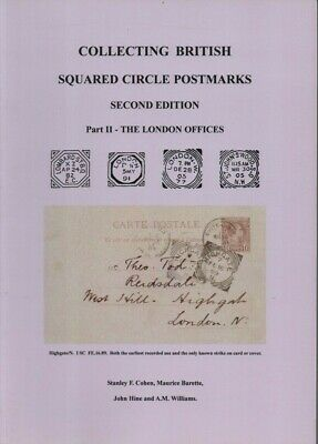 Philatelic Literature - Collecting British Squared Circle Postmarks - Part two