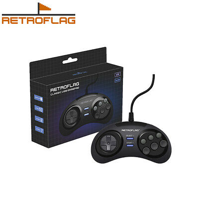 Wired USB Controller Retro Gaming Joystick Joypad Gamepad for PC Switch XINPUT