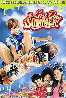 The Last Day of Summer - DVD - LN