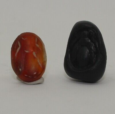 Superb Quality Ancient Carved Intaglio - Circa  200 Ad  - 0043