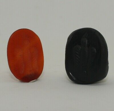 Superb Quality Ancient Carved Intaglio - Circa  200 Ad  - 0042