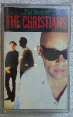Cassette audio d'occasion K7 THE CHRISTIANS  THE BEST OF
