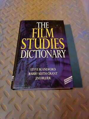 The Film Studies Dictionary (Arnold Student Reference) by Hillier, Jim Hardback