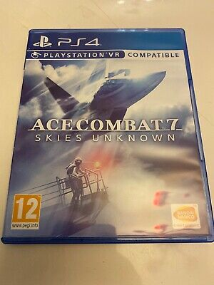 Ace Combat 7: Skies Unknown -- Standard Edition (Sony PlayStation 2019)