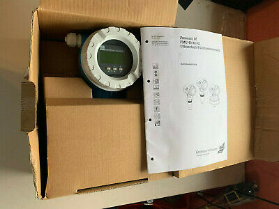 Endress Hauser Prosonic M / Type: Fmu 41-ARB2A2 / New/Boxed
