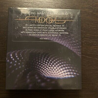 LIMITED EDITION TOOL -Fear Inoculum 2019 CD *IN HAND* Shipped Priority