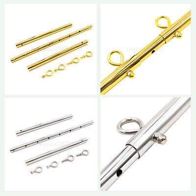 Spreader Bar For Handcuffs Wrist Ankle Cuffs Collar Couple Roleplay Restraint SM