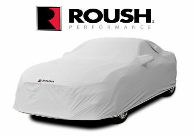 2010-2014 Ford Mustang GT V6 Roush RS3 Silverguard Indoor Car Cover