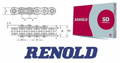 "50-1 (5/8"" ANSI Roller Chain) Renold SD (10 feet box)"
