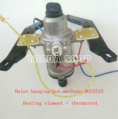 For Haier hanging machine HGS2510 heating element thermostat heating liner