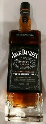 """Jack Daniels """"Sinatra Select"""" Limited Edition Tennessee Whiskey 1l, 45% mit Box"""