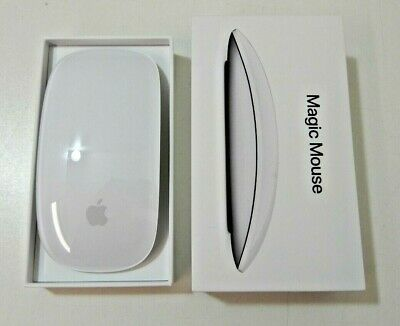 Apple Magic Mouse 2 (Wireless, Rechargable) - Silver