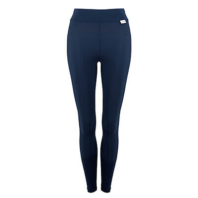 Proskins Slim Classic Waist Leggings AntiCellulite & Compression Plus Navy UK 8