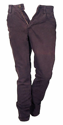 Trousers Casual Sports Man Nada Mas Brown Cotton Blend Size 45 (31)