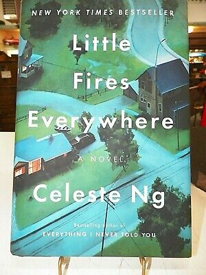 Little Fires Everywhere Hardcover Book By Celeste Ng