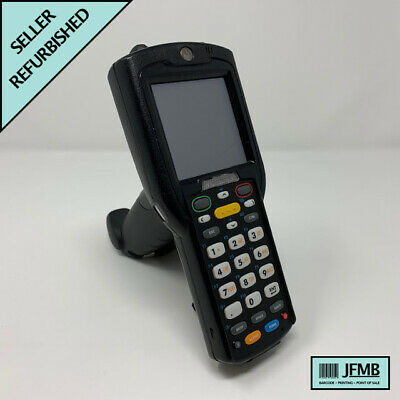 Motorola Symbol MC3190-GL2H04E0A Barcode Scanner Windows CE 6.0 MC3190-G