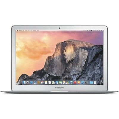 Apple MacBook Air MJVE2LL/A 8GB 256GB SSD, Silver (Scratch and Dent)