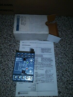Telemecanique #RM2 JA115, NEW. free shipping
